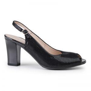 sandały damskie skórzane